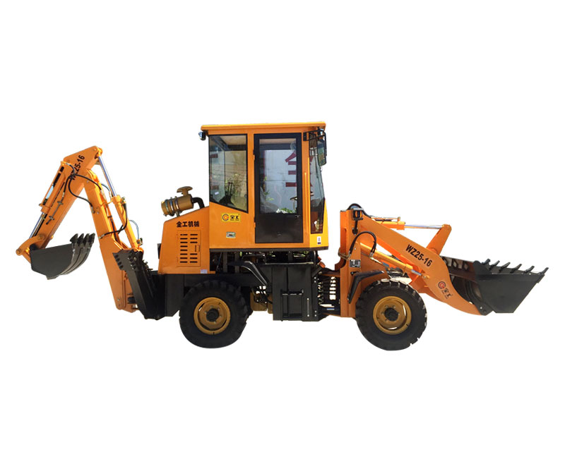 WZ25-16X Backhoe Loader