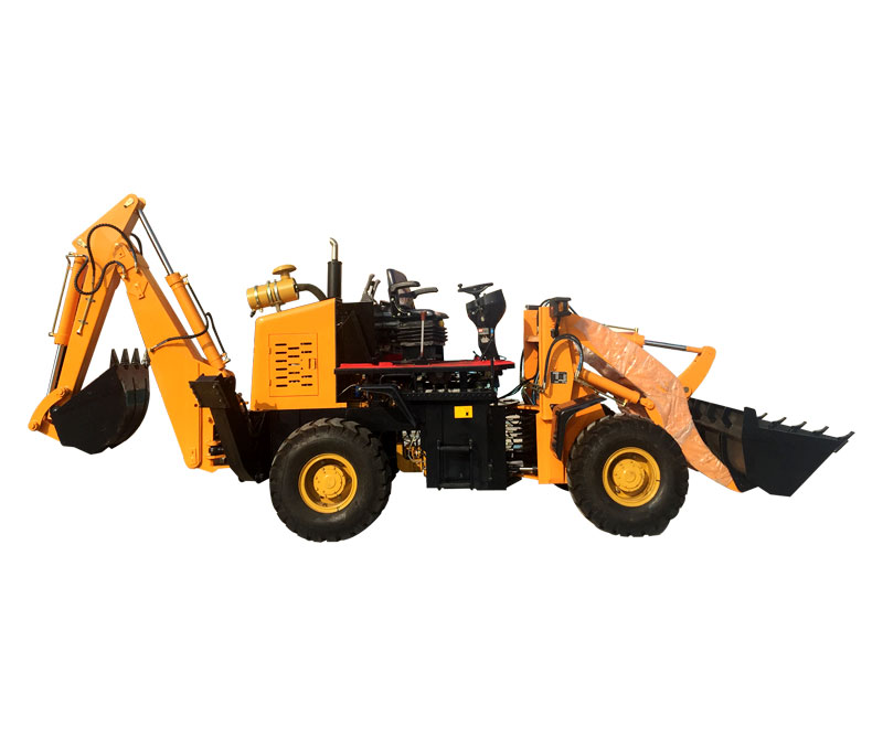 WZ30-18 Excavating Loader